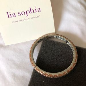 Lia Sophia Bangle Bracelet